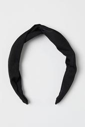 Bisuteria Alice Knot Headband Negro 1 U