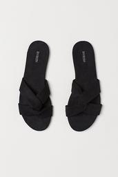 Calzado Kriss Kross Sandal Negro 1 U