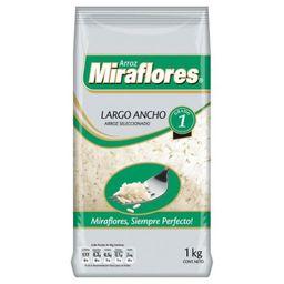 Arroz Miraflores G1 500g