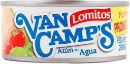 Atun Van Camps Agua 184Gr