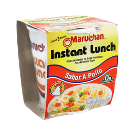 Instant Lunch Pollo Maruchan 64g