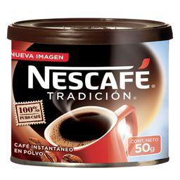Café Nescafe Tradición 50g