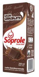 Leche Chocolate Soprole 200cc