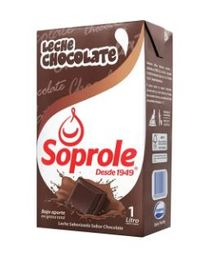 Leche Chocolate Soprole 1Lt