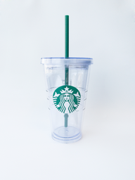 Cold Cup Plastic Logo 16 oz