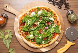 Pizza Facciata