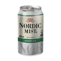 Nordic Mist Ginger Ale Lata 350 ml