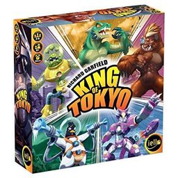 King Of Tokyo 2Da Edicion