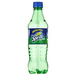 Sprite Sabor Lima Limón 500 ml