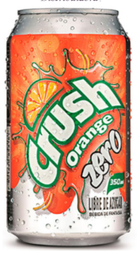 Crush Zero Lata 350 ml