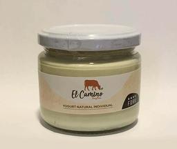 Yogurt natural 220 grs - El Camino