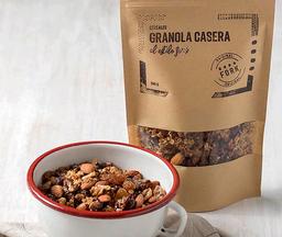 Granola Casera - Fork