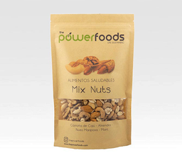 Mix Nuts 250 g - Powerfoods