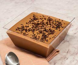 Mousse de Chocolate Bitter Grande - Fork