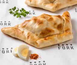 Empanada de Carne - Fork