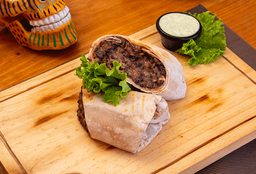Burrito de Carne Molida