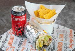 Combo Burrito Lover