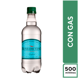 Benedictino  Con Gas 500 ml
