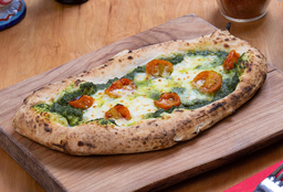 Pizzino Bufala e Pesto