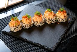 Sake Tártar Roll