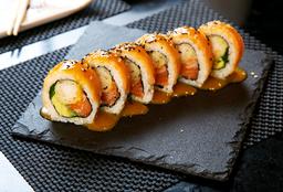 Sake Miso Roll