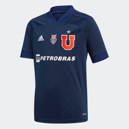 Polera De Fútbol Uch Home Jsy Niño 2020