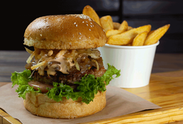 Hamburguesa Cholo Burger