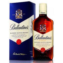 Whisky Ballantines Finest 750cc