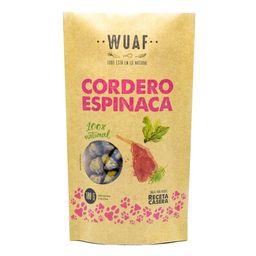 Snack Cordero Espinaca