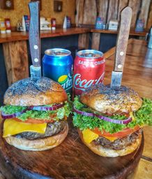 Combo 2 Classic Burger