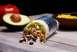 Combo Burrito Large