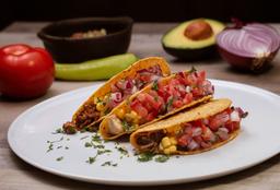 Combo de Tacos Crujiente