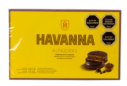 Alfajor Chocolate x 12
