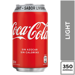 Coca Cola Light 350 ml