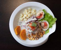 Ceviche Frutos del Pacífico
