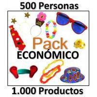 Pack Matrimonio Económico 500 Personas