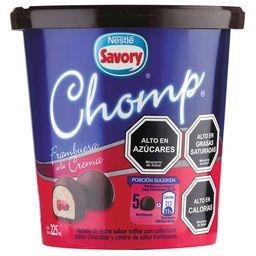 Helado Chomp Savory Sabor Frambuesa 225ml