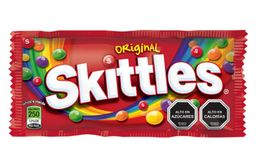Caramelos Skittles Sabores Frutales 61.5g