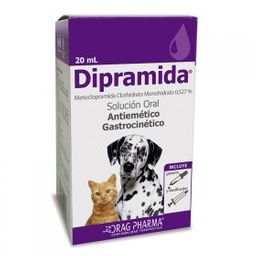 Dragpharma Dipramida 20Ml