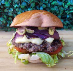 Old Pasadena Burger