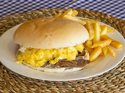 Sandwich Chorrillano