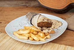 Lunch Shawarma Falafel
