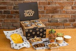 Cajita Super Taco