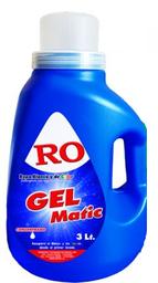 Detergente Para Ropa Ro Gel Matic Azul 3 L