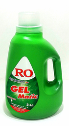 Detergente Para Ropa Ro Gel Matic Verde 3 L