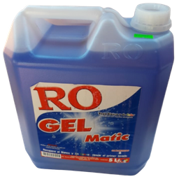 Detergente Para Ropa Ro Gel Matic Azul 5 L