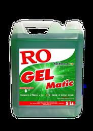 Detergente Para Ropa Ro Gel Matic Verde 5 L