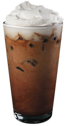 Iced Mocha Coffee Cold Foam