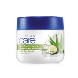 Crema Facial Pepino y Aloe | Care