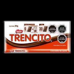 Chocolate Trencito 80g